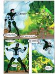 BATTLE ROYAL pg. 9   Force vs. Dynamon