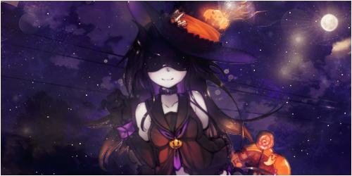 Signature Halloween by Kurome-senpa1