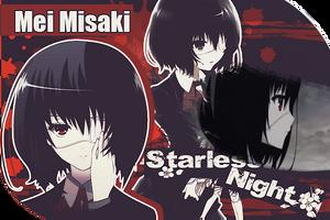 Mei Misaki firma- Gif by Kurisuki