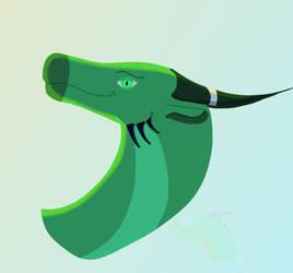 Gift for TheSkyless - Xenix Headshot!