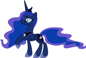 New Luna Vector by PetalFluff