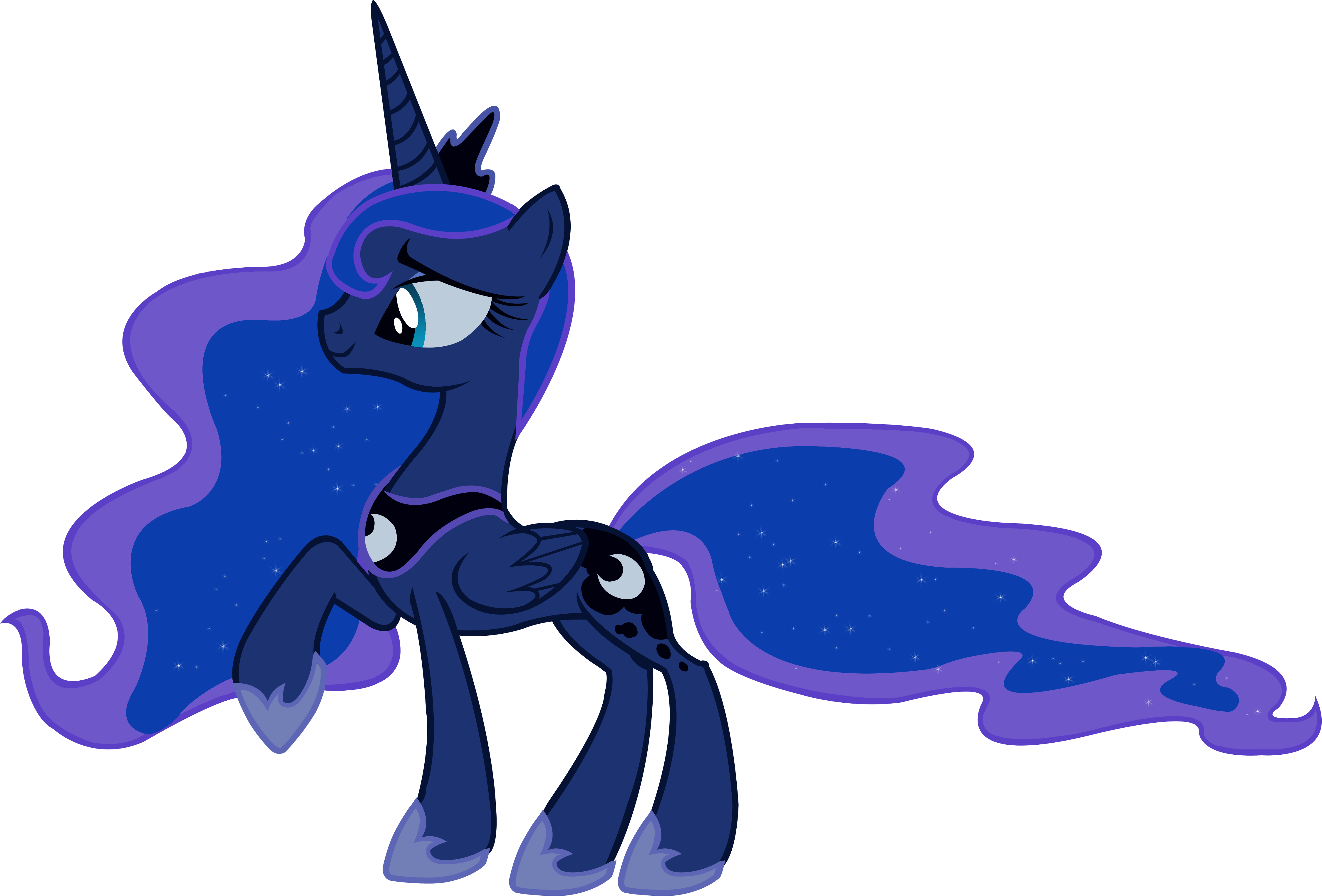 New Luna Vector by PetalFluff