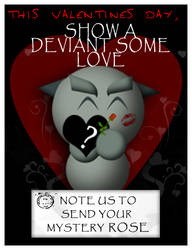 Deviant Valentines Card