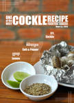 A cockle recipe (Easy, Simple, Yummy)