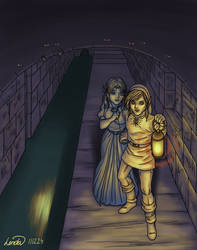 Link to the Past by gehenna-angel