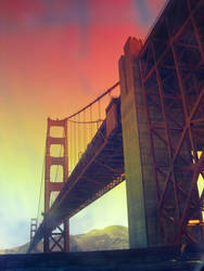 Under the Bridge II by InFunkWeTrust