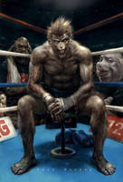 K-boxing by EastMonkey