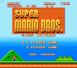 Super Mario Bros. VT03 Edit