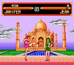 AV Bishoujou Senshi Girl Fighting VT03 Edit by Cheetahmen