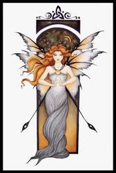 Queen of Light by Oriencor
