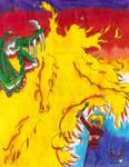 Bobby vrs the Dragon