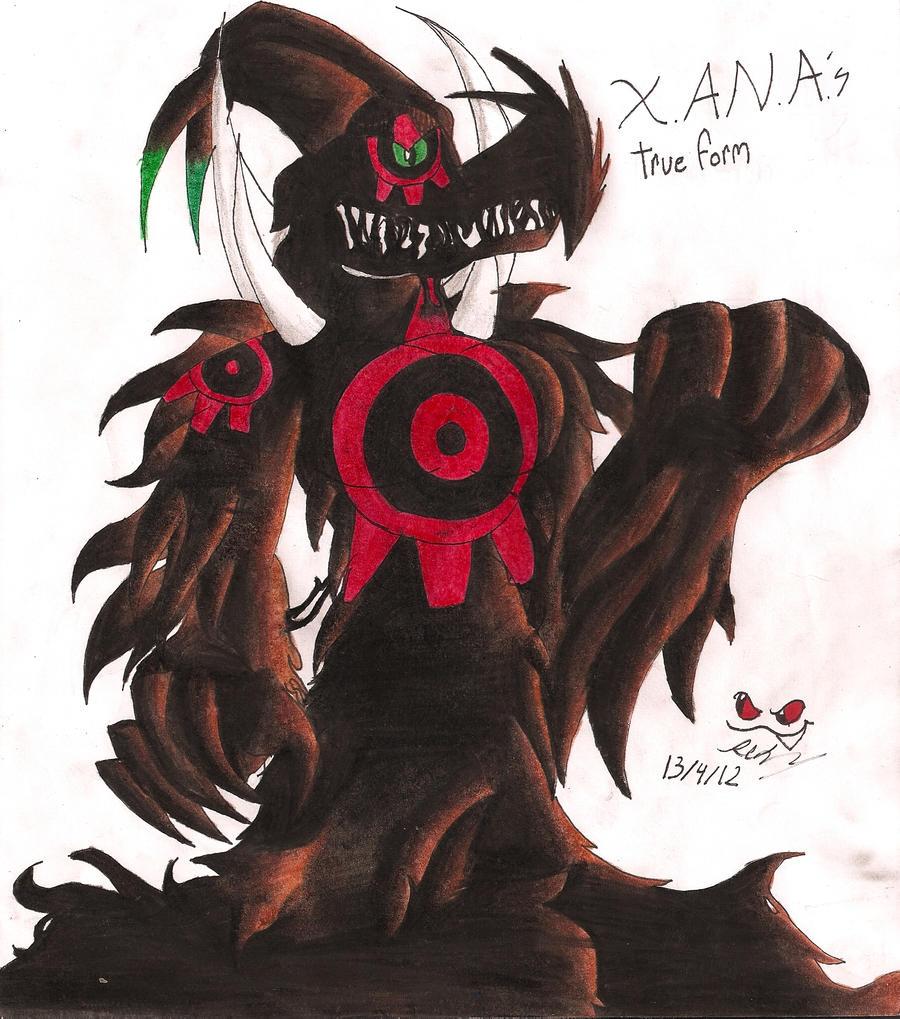 X.A.N.A.'s true form?