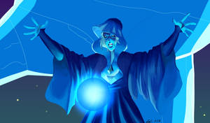 Blue Diamond Screencap Redraw by Red-Productions