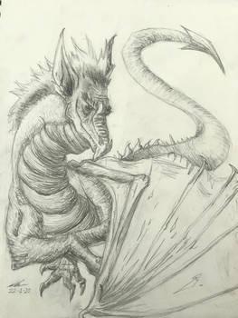 Threadbanger Dragon