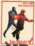 Propaganda Poster For Pyro.