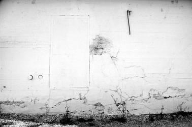 A Brick Stock Wall by PaulGGmilltn