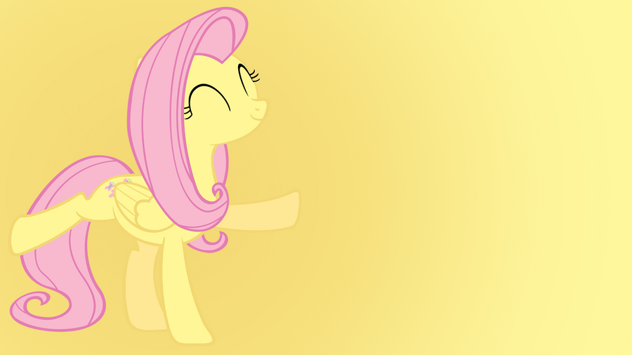 Fluttershy Wallpaper by Shelmo69 on DeviantArt