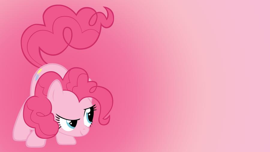 Pinkie Pie Wallpaper by Shelmo69