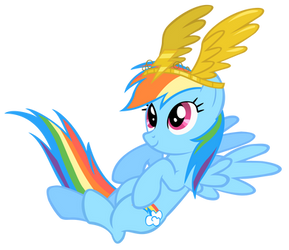 Rainbow Dash by Shelmo69