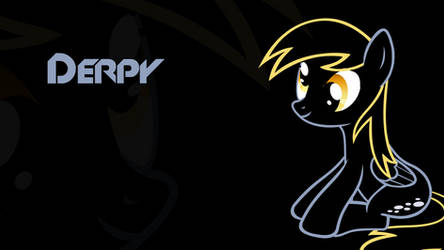 Derpy Wallpaper by Shelmo69