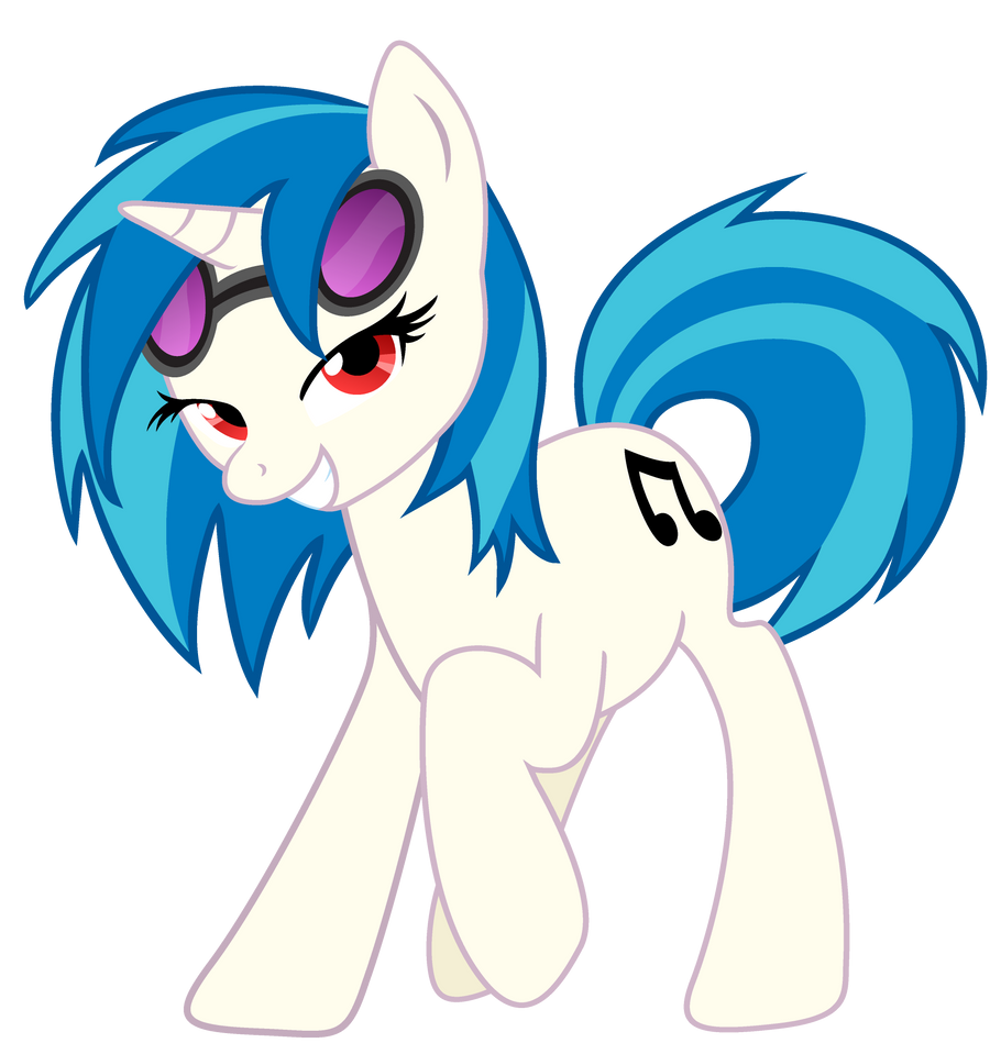 DJ Pon-3 by Shelmo69