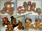VooDoo Dolls So Far