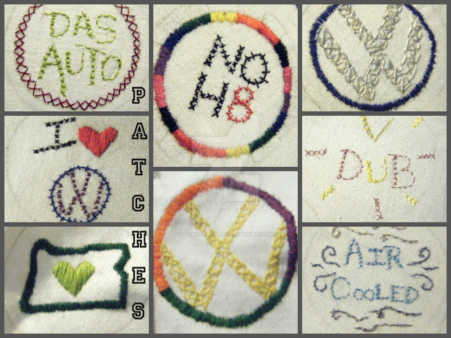 Patches, Patches, Patches