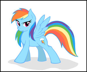 Rainbow Dash by Ambris