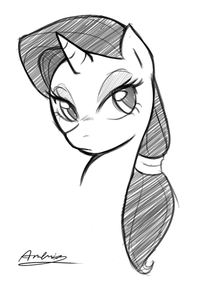 rarity_with_her_mane_tied_back_by_ambris-d4fuz79.png