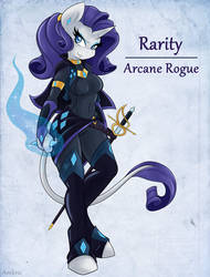 Adventuring is Magic: Rarity