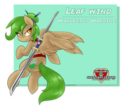 Shadows of Shattered Dreams: Leaf Wind by Ambris