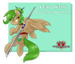 Shadows of Shattered Dreams: Leaf Wind
