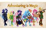 Adventuring is Magic