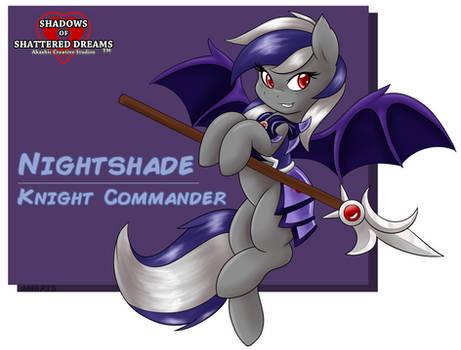 Shadows of Shattered Dreams: Nightshade