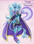Adventuring is Magic: Trixie