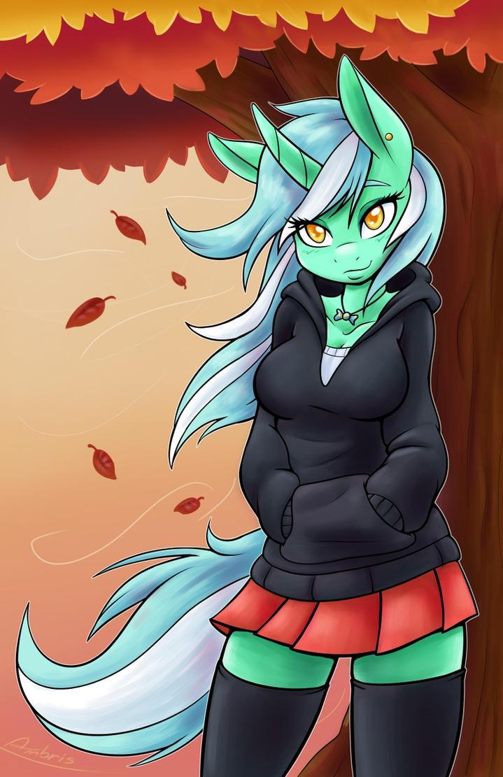 Autumn Lyra by Ambris