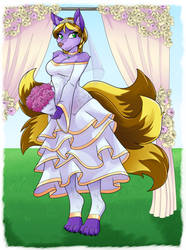 Spring Wedding YCH by Ambris