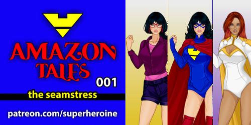 Amazon Tales 001 - the seamstress