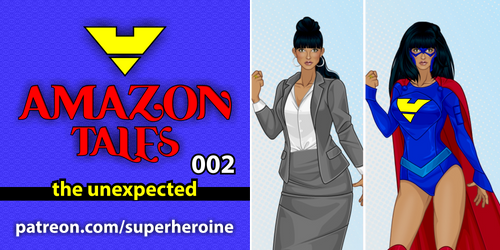 Amazon Tales 002 - the unexpected