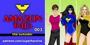 Amazon Tales 003 - the outsider