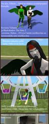 Tuliaana ja Blackshadow Sims 2 by SV-Spinny
