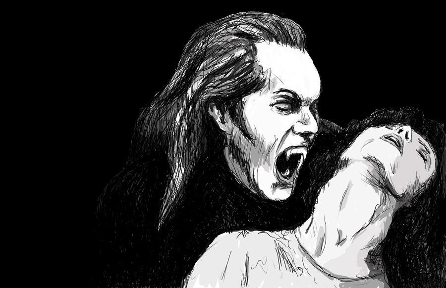 Tanz der Vampire-sketch by brindlegreyhound
