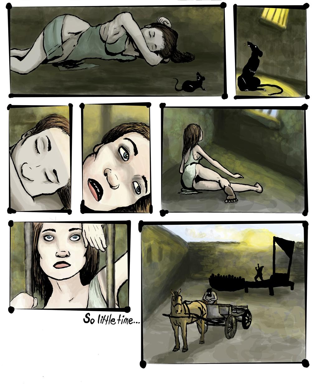 Sarah -pg1 by brindlegreyhound