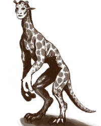 Creature, Also by brindlegreyhound