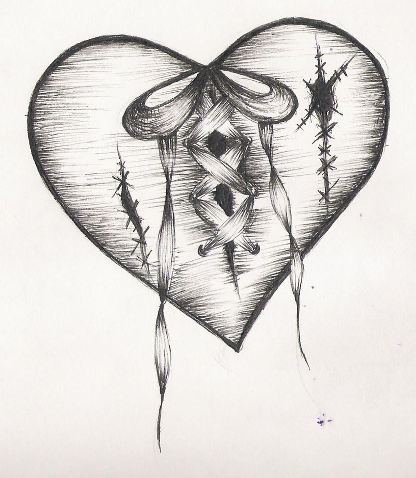 Heart Tattoo Designs Gallery 30