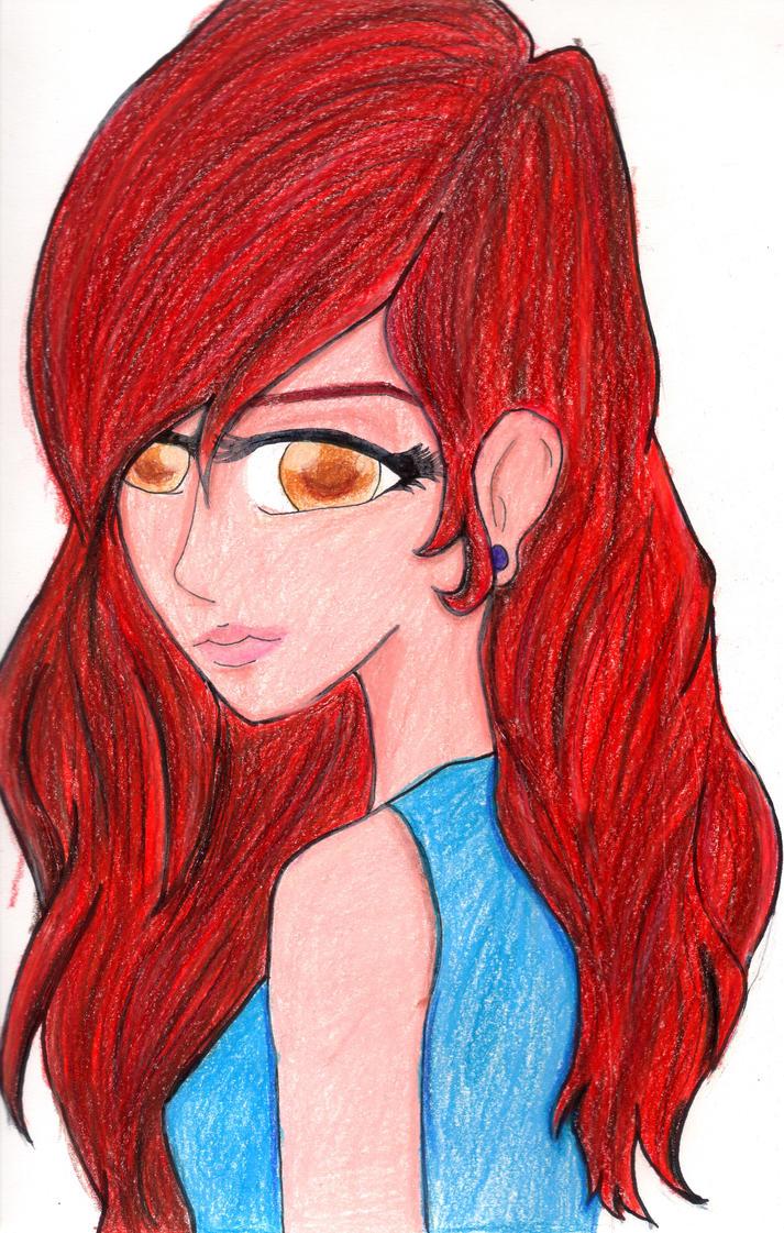 RedBlue by xMitsu