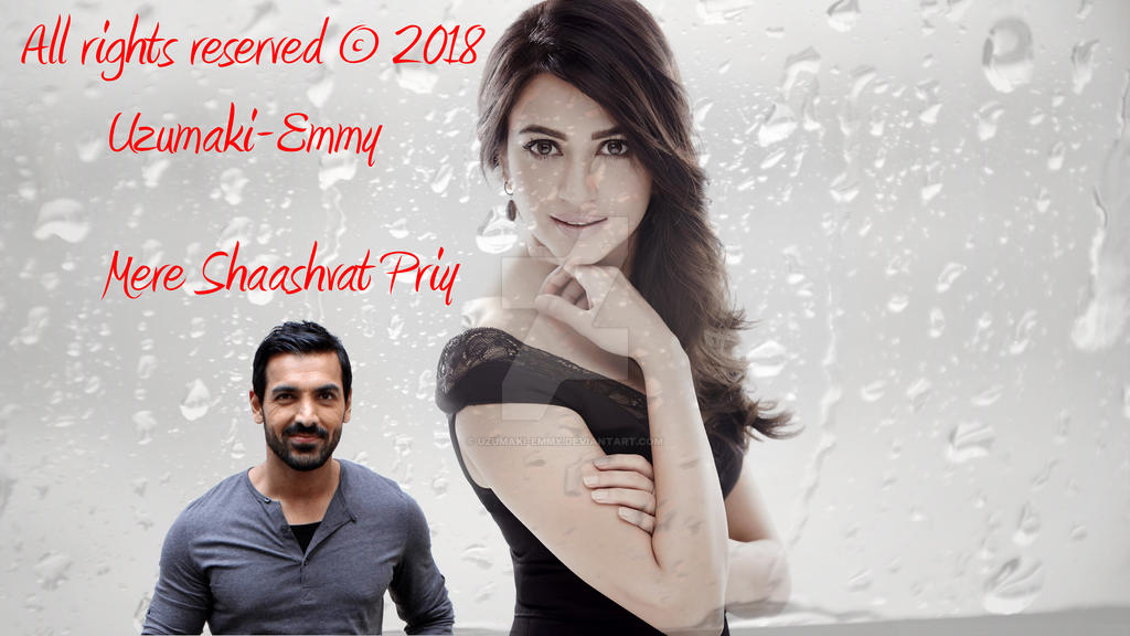Mere Shaashvat Priy - Fanfiction Poster by Uzumaki-Emmy