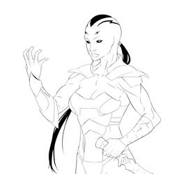 Caiera the Oldstrong