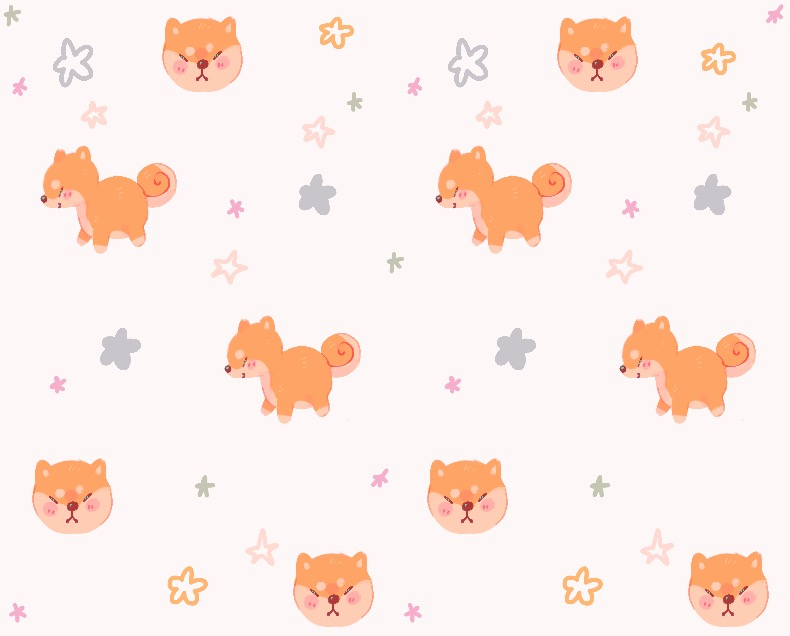Shiba Wallpaper By Pineapple Nigiri