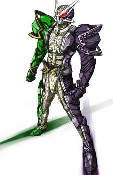Kamen Rider W EXTREME FORM